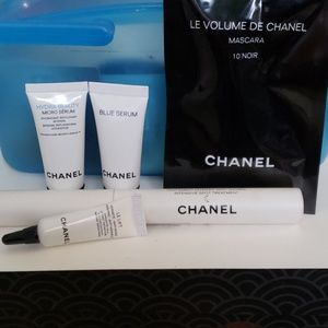 CHANEL Makeup - CHANEL Skincare/Mascara (12 item lot)!!!